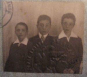 Salvatore Raffaele Lenzi, Ettore Paolo Lenzi, Paolino Francesco Lenzi - 1924