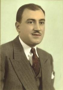 Papa c.1940