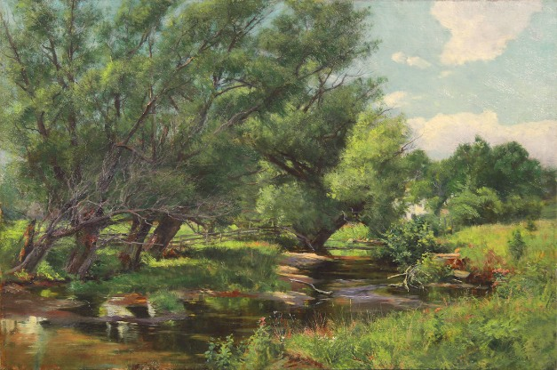 Olive_Parker_Black_Stream_Summer_Landscape_1_1359w