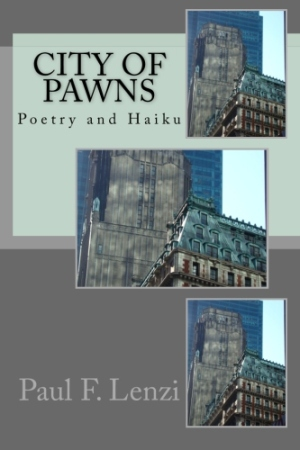 My first book of poetry.