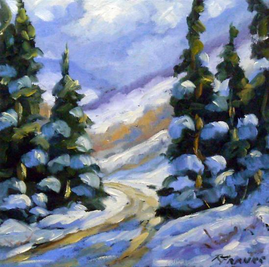 snow-laden-pines-richard-t-pranke