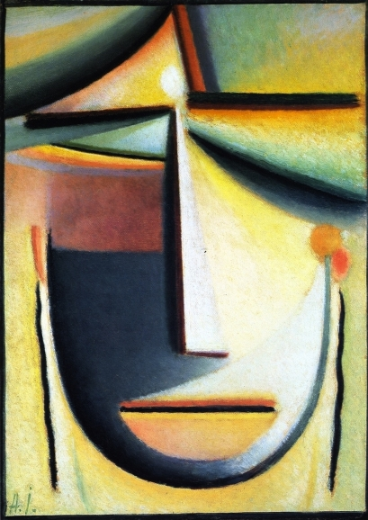 Alexei-Jawlensky-xx-Abstract-Head-Pain-xx-Private-collection