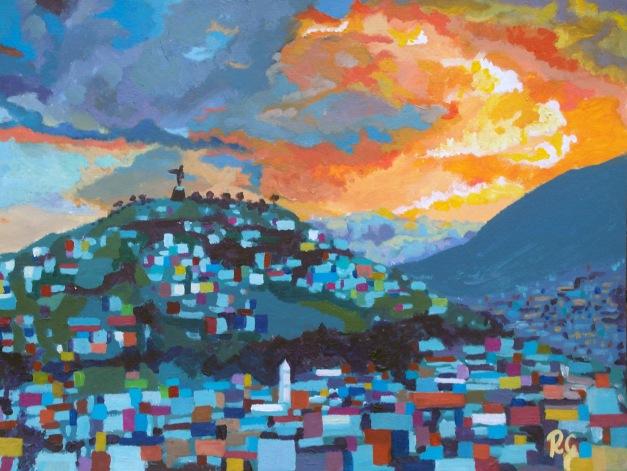 Quito_Impressionist