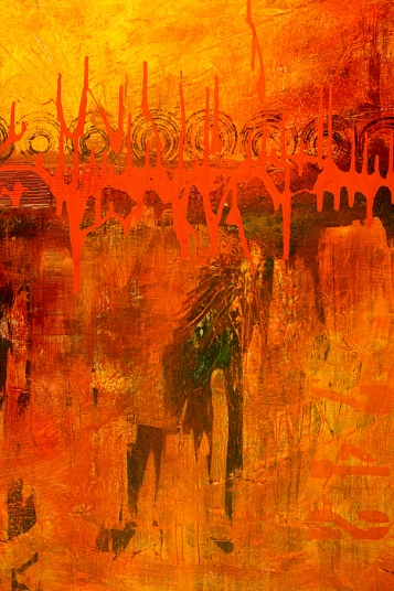 holy-war-abstract-painting-nancy-merkle