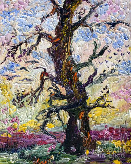 old-oak-tree-palette-knife-painting-oil-original-ginette-callaway
