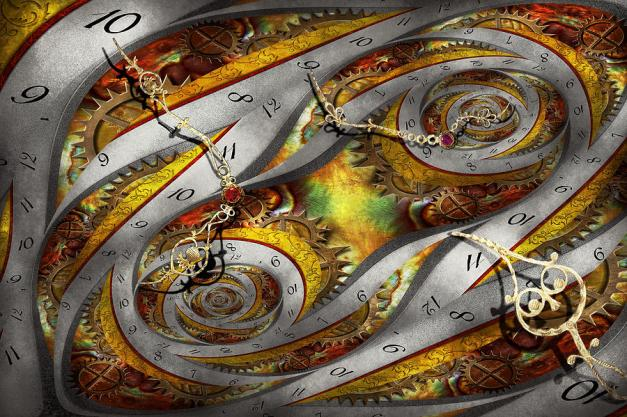 steampunk--spiral--space-time-continuum-mike-savad