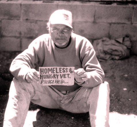 homelessveto'beirn