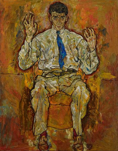 Egon_Schiele_-_Portrait_of_Paris_von_Gütersloh_(1887-1973)_-_Google_Art_Project
