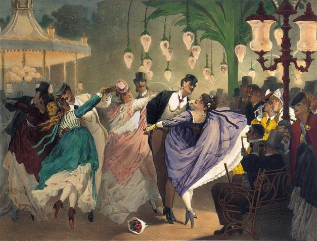 waltz-at-the-bal-mabille-colour-litho-philippe-jacques-linder