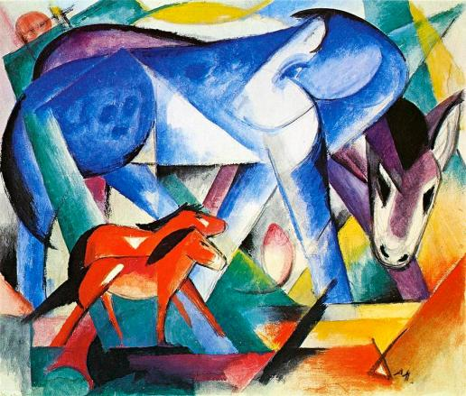 the-first-animals-franz-marc