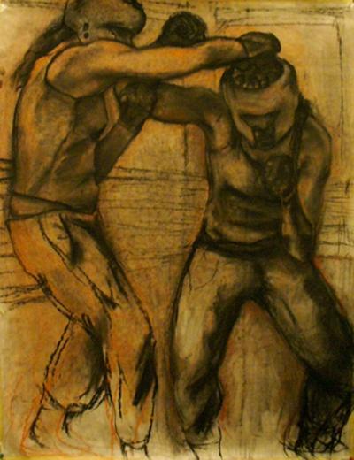 boxingdrawing
